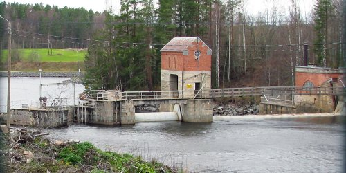 Kuhankoskelle uusi vesivoimakone