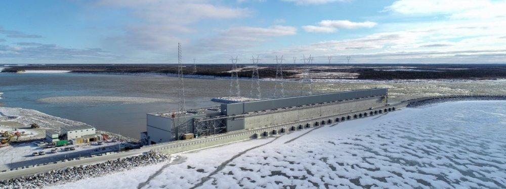 Kanadassa käyttöön uusi vesivoimalaitos