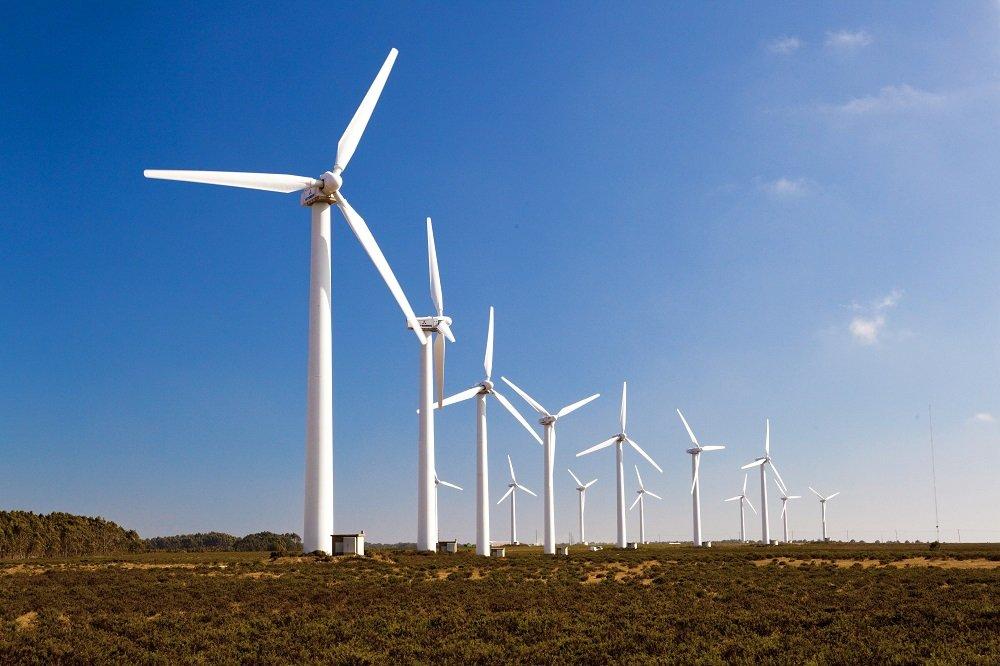 Uutta tuulivoimaa globaalisti lähes 100 GW