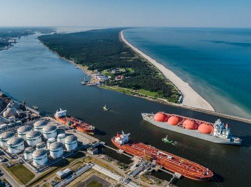Liettuan LNG-satamasta vientiä moneen suuntaan