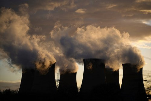 Britannia haluaa haudata hiilen