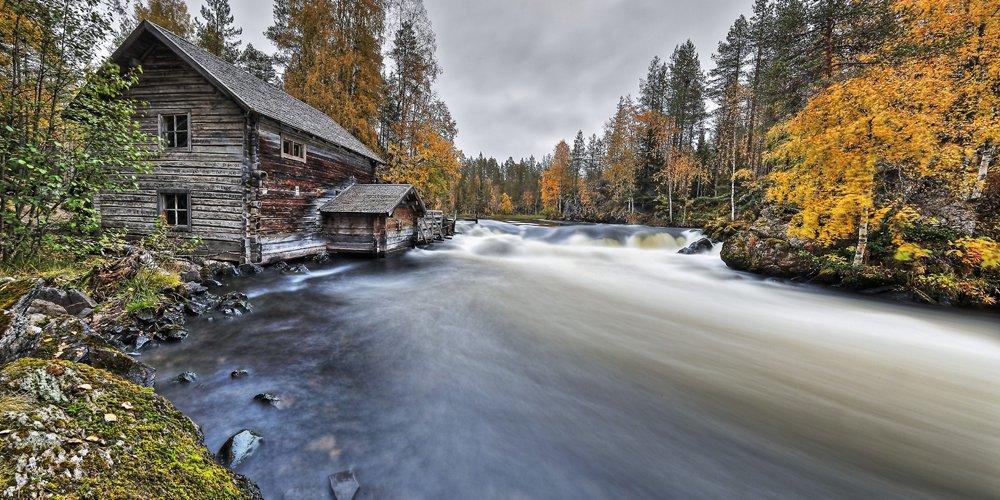Vesiluonto korostuu vesivoima-alan vastuullisuustyössä