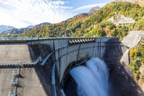 Vesivoimassa 300 GW:n 'musta aukko'