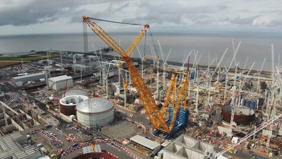 Hinkleyn ydinvoimala käynnistyy vuonna 2026
