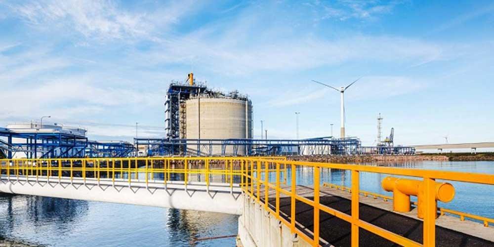 Gasum yhteistyöhön LNG:n varastoinnissa